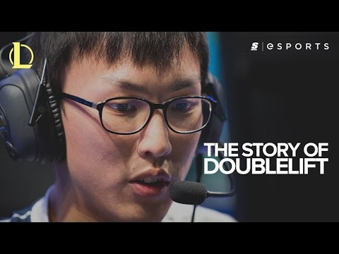 The Story of Doublelift: Everyone else is Trash
