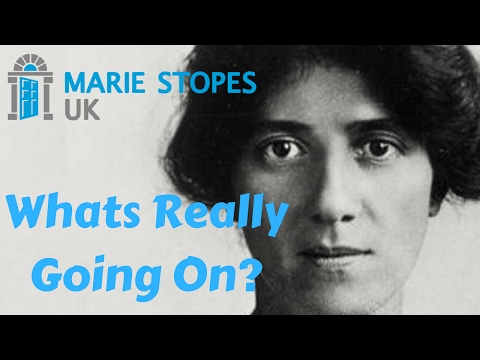 The truth about Marie Stopes