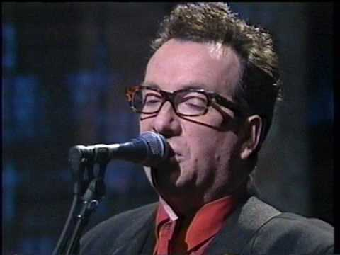 Elvis Costello - 13 Steps Lead Down (live TV 1994)