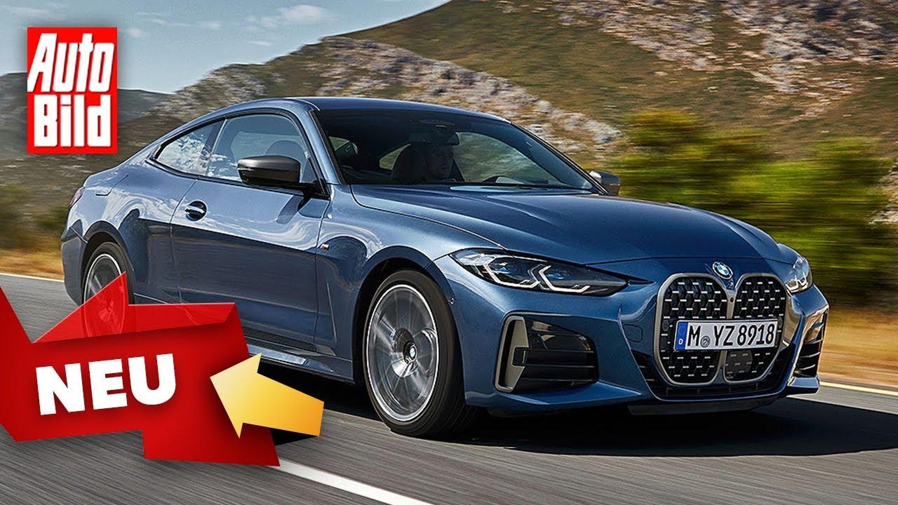 BMW 4er (2020): Neuvorstellung - Coupé - Design - Info ...