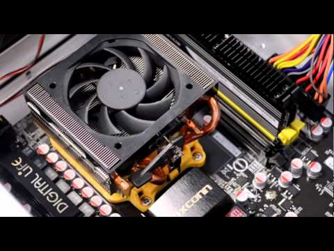 how to clean and take apart a cpu fan