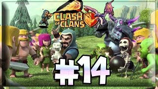 Clash of Clans #014 | Double Schub! | Let's Play CoC