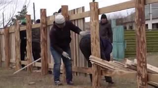 """В селе Согто-Хангил люди """"восстали"""" и начали действовать"""