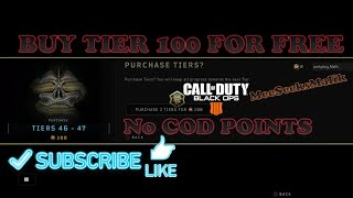 [WORKING!] BUY BLACK MARKET ITEMS FREE NO COD POINTS Call Of Duty Black Ops 4 Glitches