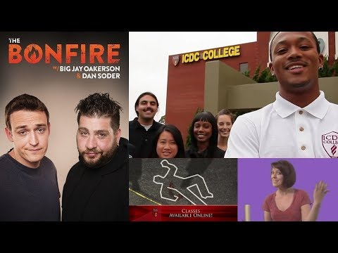 The Bonfire - Lil Romeo's ICDC College Commercial