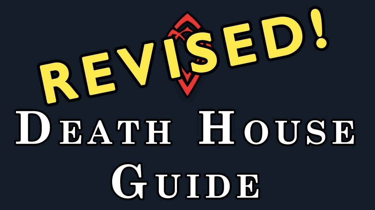 How to REALLY run Death House | Running Curse of Strahd 5e