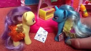 Неожиданная Находка Пони Дружба это чудо Мой маленький пони сериал на русском