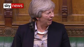 Brexit: May incredulous over EU security access plans