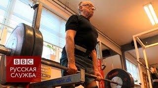 93-летний пауэрлифтер идет на рекорд