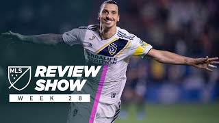 Zlatan bags his 3rd MLS Hat Trick & LAFC confirm top spot in Western Conference
