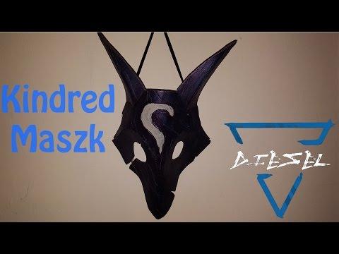 Kindred maszk házilag | Diesel