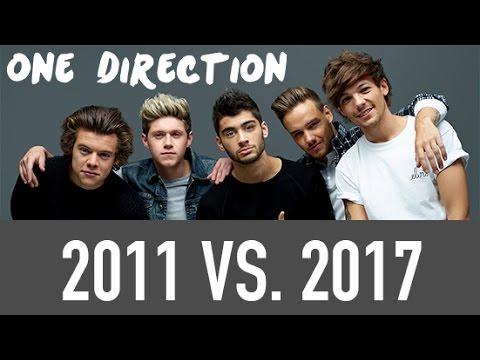 One Direction - Music Evolution (2011-2017)