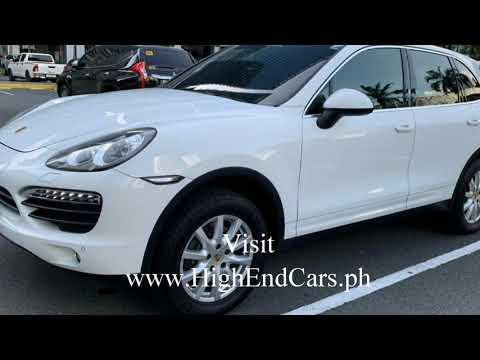 2014 Porsche Cayenne Pga Youtube
