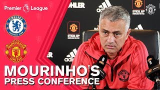 "Mourinho's Press Conference | ""We are happy and focused"" 
