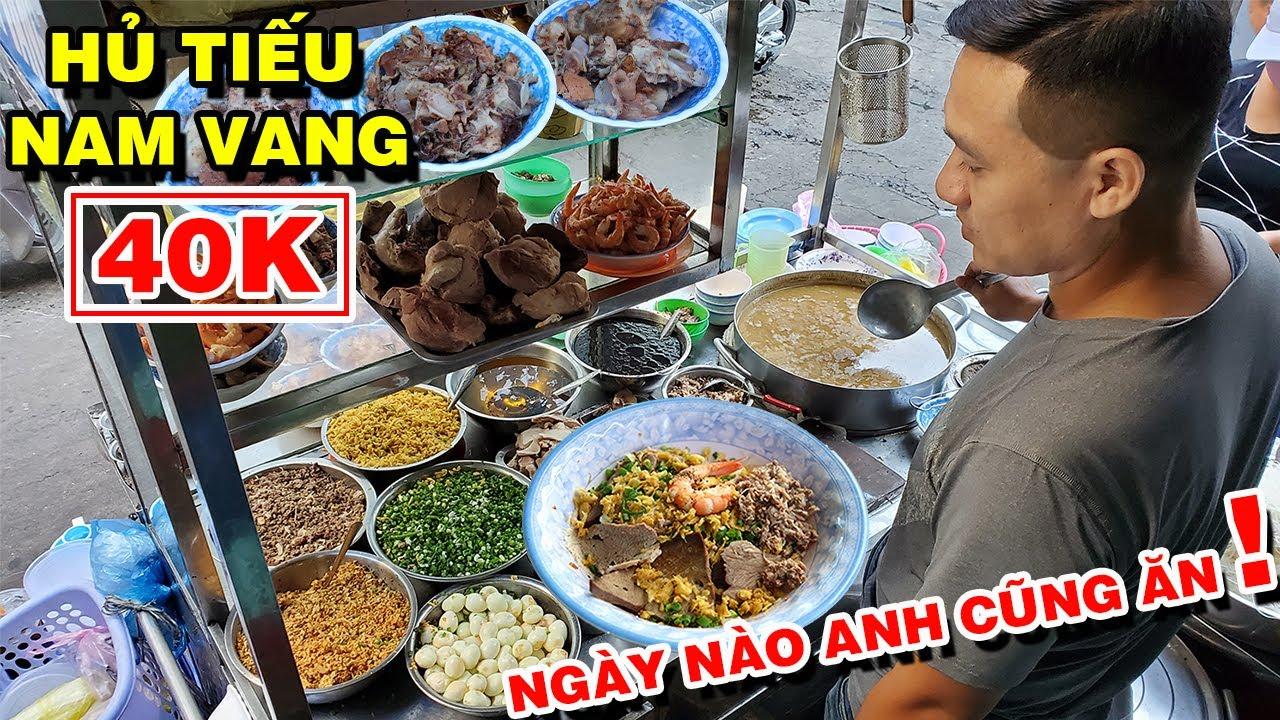Cực Ngon Tô HỦ TIẾU NAM VANG 40K Chú TỨ Có Anh Chủ Tự Bán Tự Ăn Mỗi Ngày Không Ngán   PM FOOD