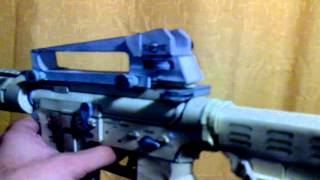 AR-15 Papercraft
