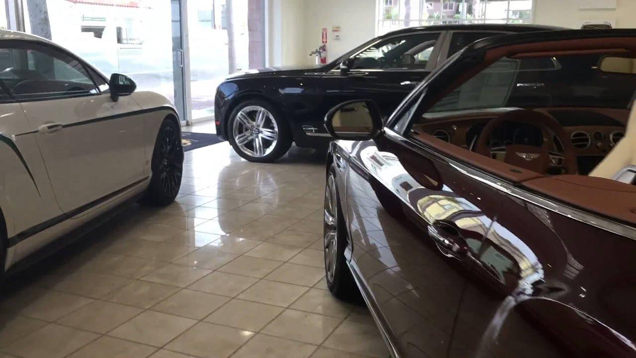 Showroom Grand Opening | indiGO Auto Group Events |Rolls Royce Dealerships California