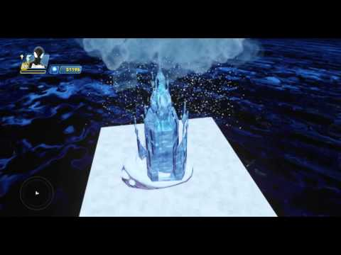 Elsa Ice Palace Set Piece Unlock Nightmare Before Christmas Town Square   Toy Box Expansion Set Piec