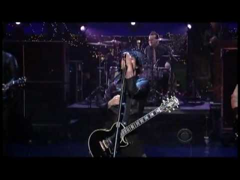 East Jesus Nowhere - Green Day on Letterman