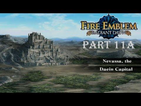 Fire Emblem Radiant Dawn Playthrough: Part 11A - Jarod Goes Bananas