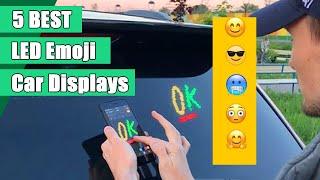 LED Emoji Car Displays: Best LED Emoji Car Displays 2020   Emoji Car Displays (Buying Guide)
