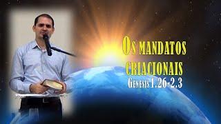 Exposição de Gênesis 1.26-2.3