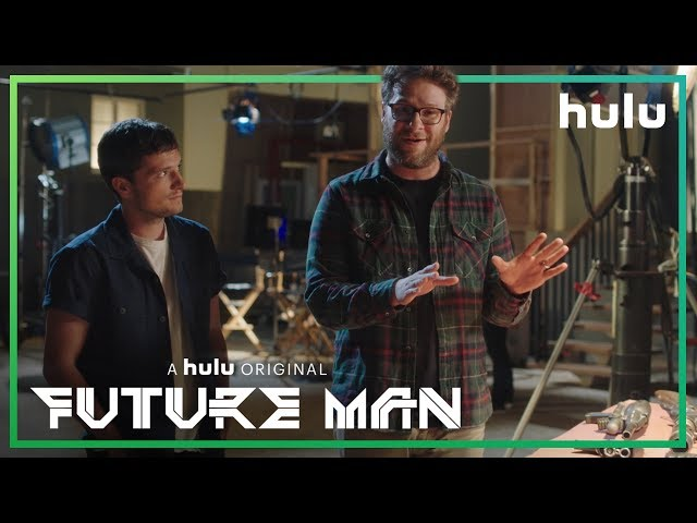 Future Man trailer stream