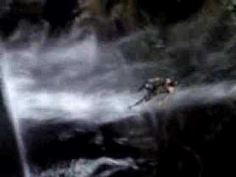 Waterfalls of San Roque Peru