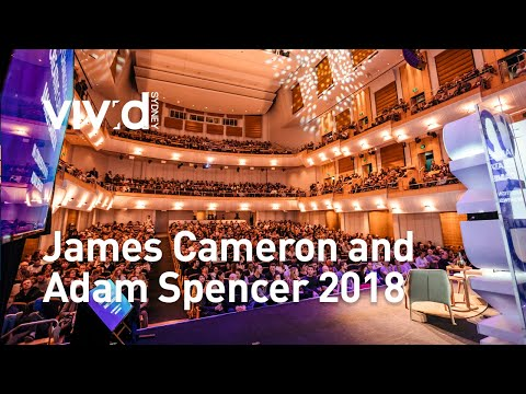 James Cameron in Conversation with Adam Spencer