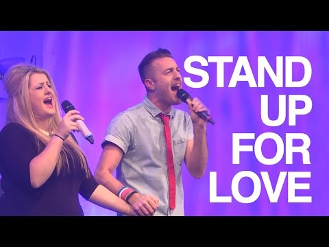 Stand Up For Love - Destiny's Child LIVE @ The Rock Of York - Joel Chapman & Connie Howcroft