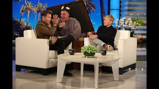 Baixar Chris Hemsworth Gets Scared by a Mouse
