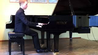 Chopin Etude op 10 no 5