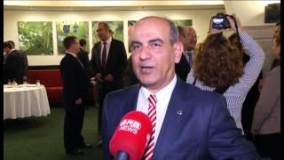 Festa Kombëtare e Turqisë, Ambasada në Tiranë pritje për 90-vjetorin