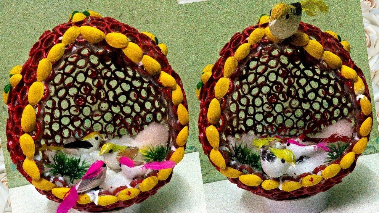 Birds Nest Kuruvi Koodu Wedding Gift For Showpiece Mithu