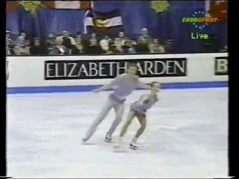 Elena Berezhnaya & Oleg Shliakhov LAT - 1994 World Championships LP