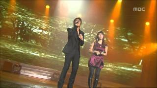 Lim Jeong-hee & Eru - Madly in love, 임정희 & 이루 - 사랑에 미치면, Music Core 20071215 Mp3