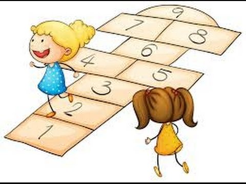 playground fun play place for kids hopscotch rules how to play
