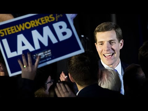 Lamb Upsets Saccone In HUGE Anti-Trump Swing