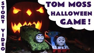 tom moss the prank engine thomas the tank engine funny kids train toy story halloween episode 2
