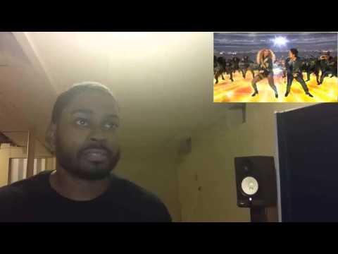 Super Bowl 50 Halftime Show   Bruno Mars & Beyonce ONLY REACTION