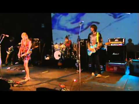 Sonic Youth - Schizophrenia (Live Art Rock Show 2005) (HQ)