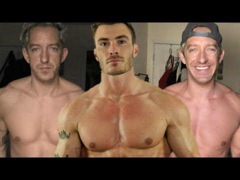 V Shred Copies Transformation Photos For A Living