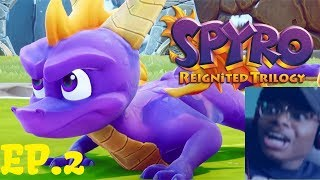 I Love This Game | Spyro: Reignited Trilogy | EP.2