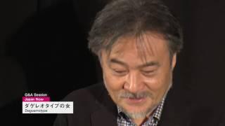 2016/10/27 登壇ゲスト:黒沢 清(監督 / 脚本) Guest : Kiyoshi Kuros...