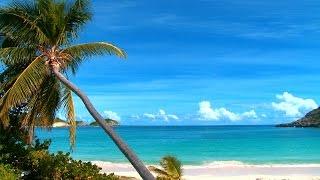 Meeresrauschen Tropischen Strand - Meditation