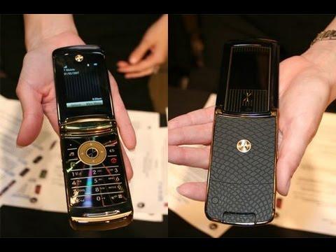 Motorola Razr v8 первые впечатления о замечательном телефоне