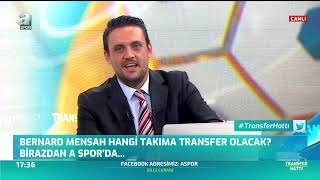 Mensah Beşiktaş'a Çok Yakın ! Hakan Gündoğar Flaş Gelişmeyi Açıkladı