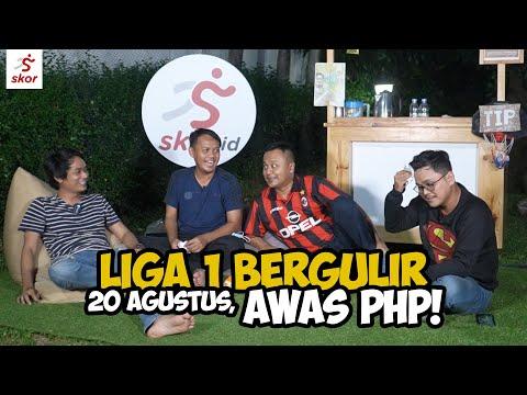 Liga 1 Bergulir 20 Agustus, Awas PHP!!   Warung Skor