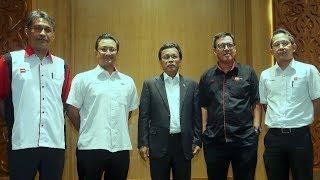 KM Sabah terima kunjungan hormat Media Prima