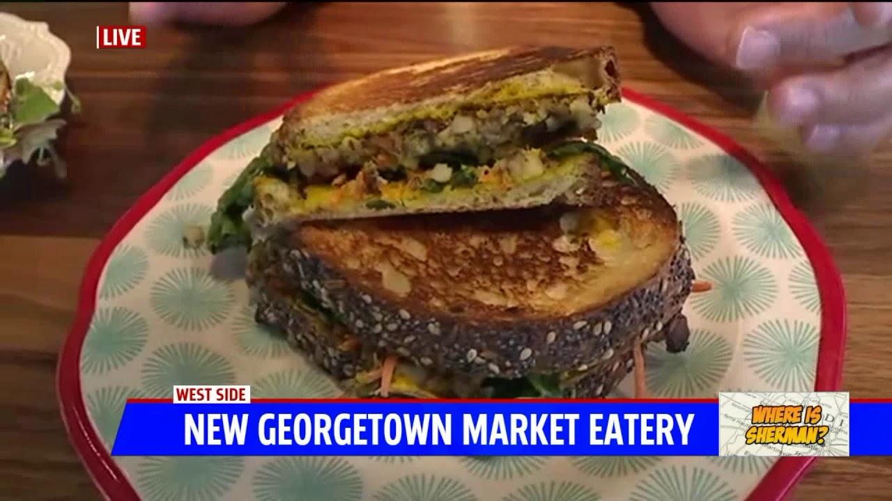 Sherman: Georgetown Market Eatery